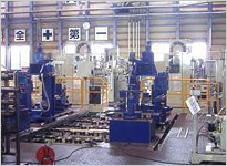 4-Axis Simultaneous Machining Center